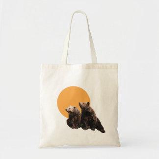 Mama & Papa Bear Tote Bag