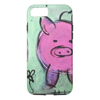 mama pig iPhone 7 case