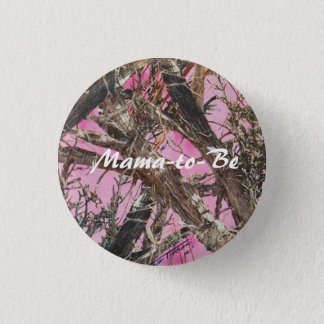 Mama-to-be 1 Inch Round Button