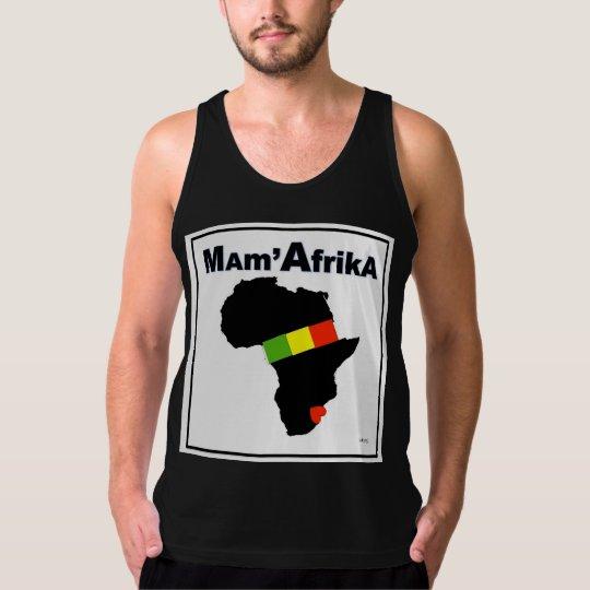 MAM'AFRIKA MEN'S TANK, i Art and Designs Tank Top