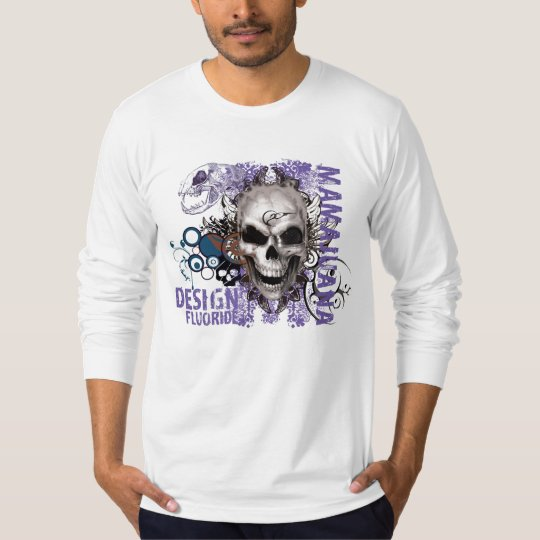 mamajuana design fluoride copy T-Shirt