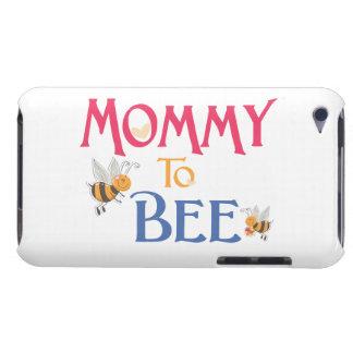 Maman à être cas de technologie coque barely there iPod