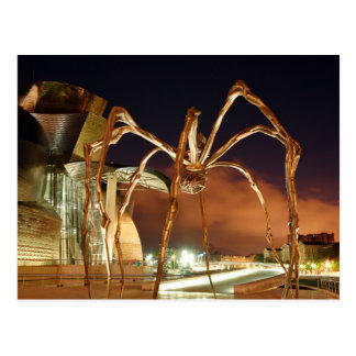 Maman at Night Postcard