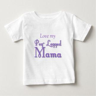Maman Cheville-À jambes T-shirt Pour Bébé