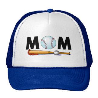 Maman de base-ball casquettes de camionneur