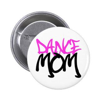 Maman de danse pin's avec agrafe