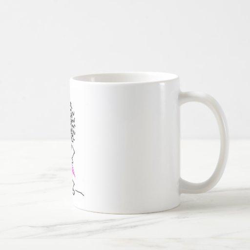Maman de dopant mug