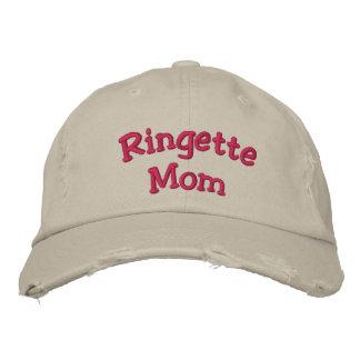 """""""Maman de Ringette """" Chapeau Brodé"""