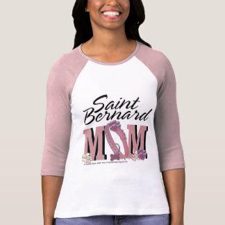 MAMAN de St Bernard Tshirt
