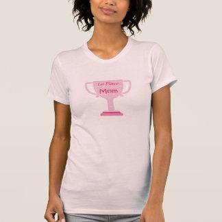 Maman de trophée - ęr endroit ! t-shirt