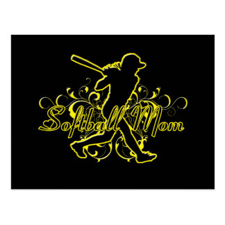 Maman du base-ball (silhouette) copy.png cartes postales