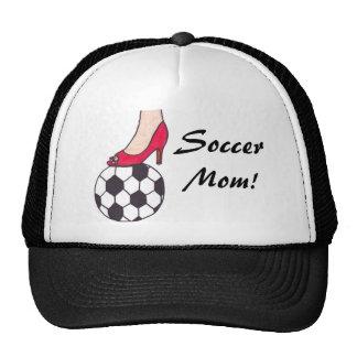 Maman du football ! casquettes de camionneur