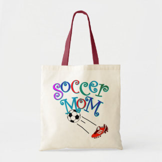 Maman du football sac en toile budget