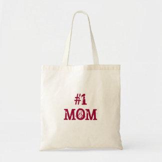Maman du numéro 1 sac en toile budget
