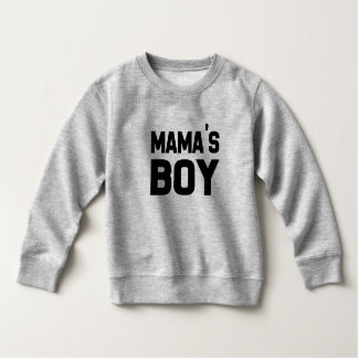 Mama's Boy toddler sweater
