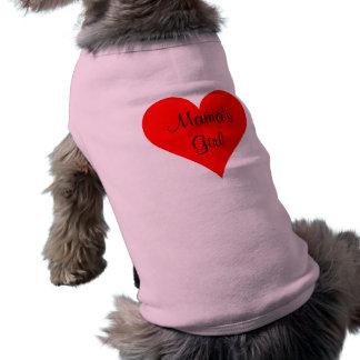 Mama's Girl Custom Personalized Shirt