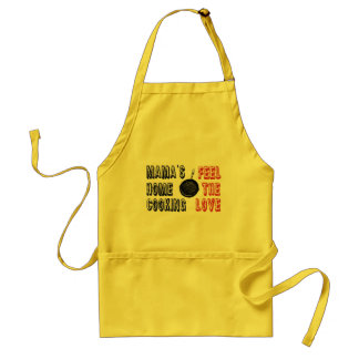 mama's home cooking standard apron