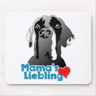 Mama's Liebling Mouse Pad