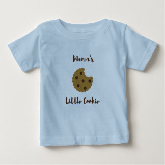 Mama's Little Cookie Baby T-Shirt