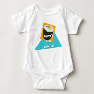 Mama's Little Sushi Roll - Baby Outfit Baby Bodysuit