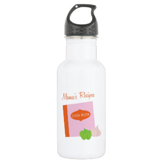 Mamas Recipes 18oz Water Bottle