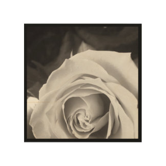 Mama's Rose Wood Wall Art
