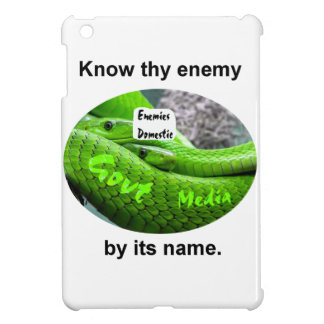 Mamba Snake - Know Thy Enemy By Its Name Cover For The iPad Mini