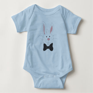 mameluco for drinks of rabbit baby bodysuit