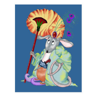 Mamluq Mouse Postcards