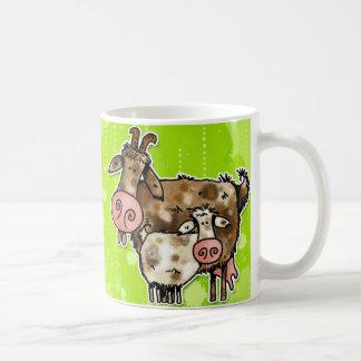 mamma goat mug