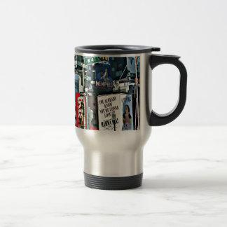 Mamma Mia NYC Design Travel Mug