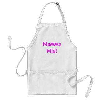 Mamma Mia! Standard Apron