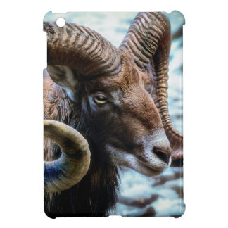 Mammal Nature Animal World Animal Mouflon iPad Mini Case