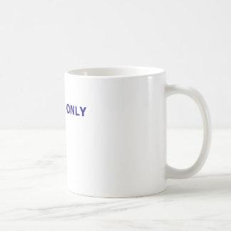 Mammals ONLY Coffee Mug