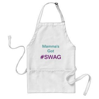 Mamma's Got #SWAG Apron
