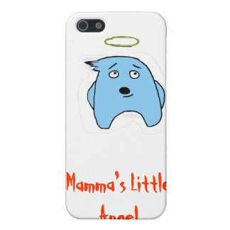 Mamma's Little Angel iPhone 5 Cases