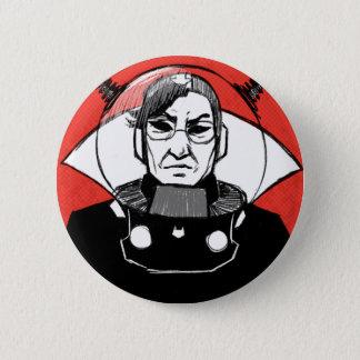 Mammon 2 Inch Round Button