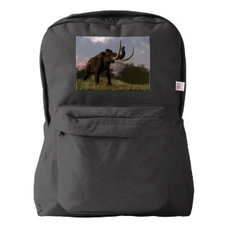 Mammoth - 3D render Backpack