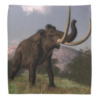 Mammoth - 3D render Bandanas