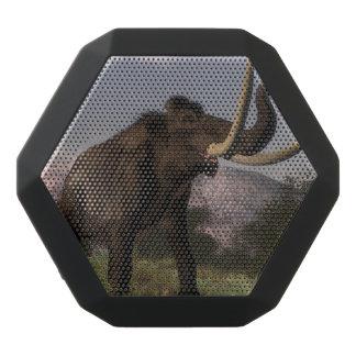 Mammoth - 3D render Black Bluetooth Speaker