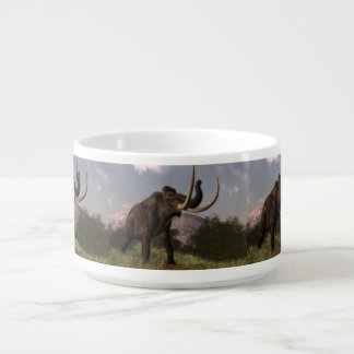Mammoth - 3D render Chili Bowl