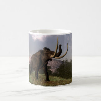 Mammoth - 3D render Coffee Mug