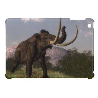 Mammoth - 3D render Cover For The iPad Mini