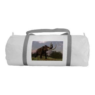 Mammoth - 3D render Gym Bag