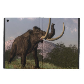 Mammoth - 3D render iPad Air Cover