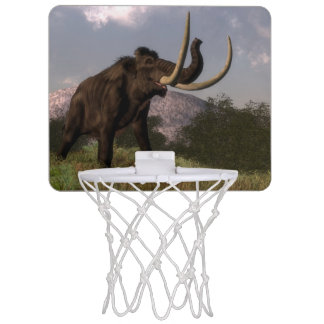 Mammoth - 3D render Mini Basketball Backboard