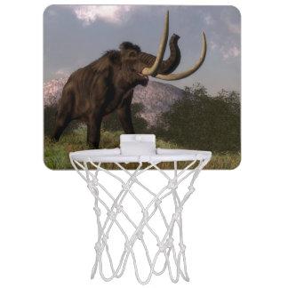 Mammoth - 3D render Mini Basketball Hoop