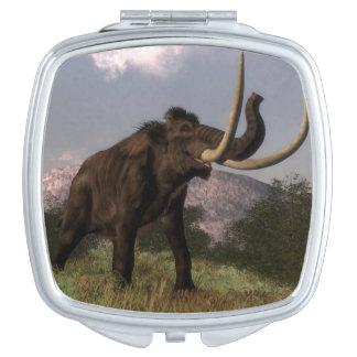 Mammoth - 3D render Mirror For Makeup