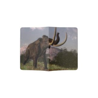 Mammoth - 3D render Passport Holder