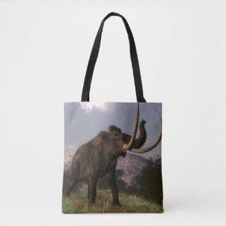 Mammoth - 3D render Tote Bag
